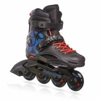 Роликовые коньки ROLLERBLADE RB CRUISER black/grey blue 2020 г.