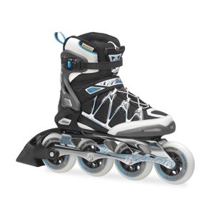 Роликовые коньки ROLLERBLADE IGNITER 90 XT W black/light blue 2014 г.